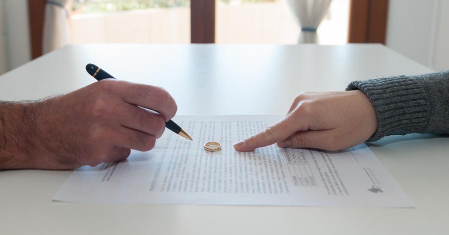 Fede e divorzio