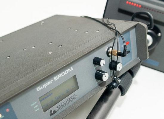 Le apparecchiature per la ricerca delle microspie