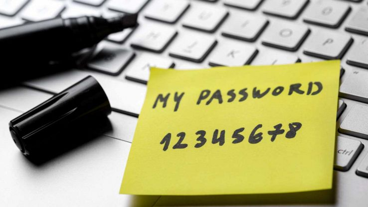 password più usate