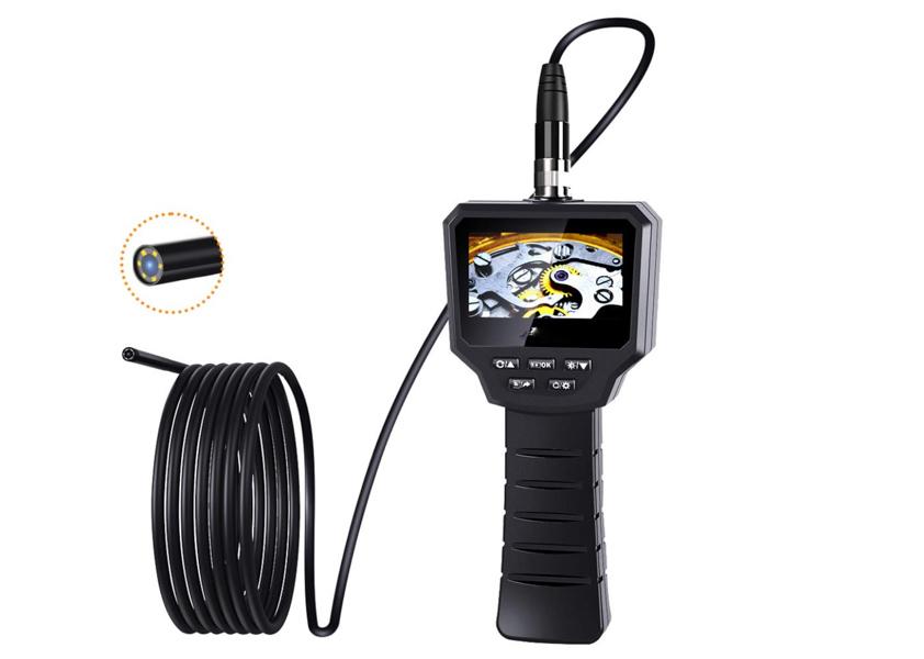 telecamera endoscopica per bonifiche ambientali da microspie